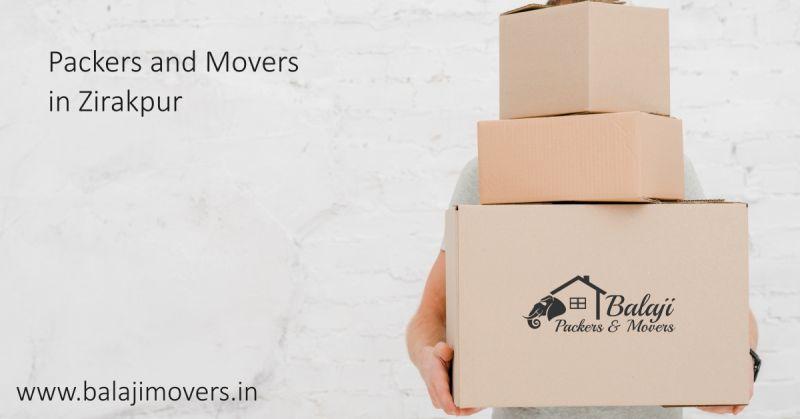 balaji packers and movers in zirakpur